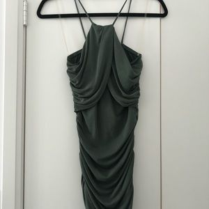 Halter Neck Bodycon Dress